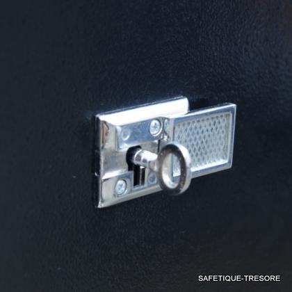 Antik-Tresor, Schließsystem