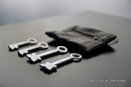 Tresor-Schlüssel