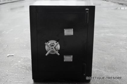 "Antik-Tresor ""Klassik"", 85 kg / Black-Edition"
